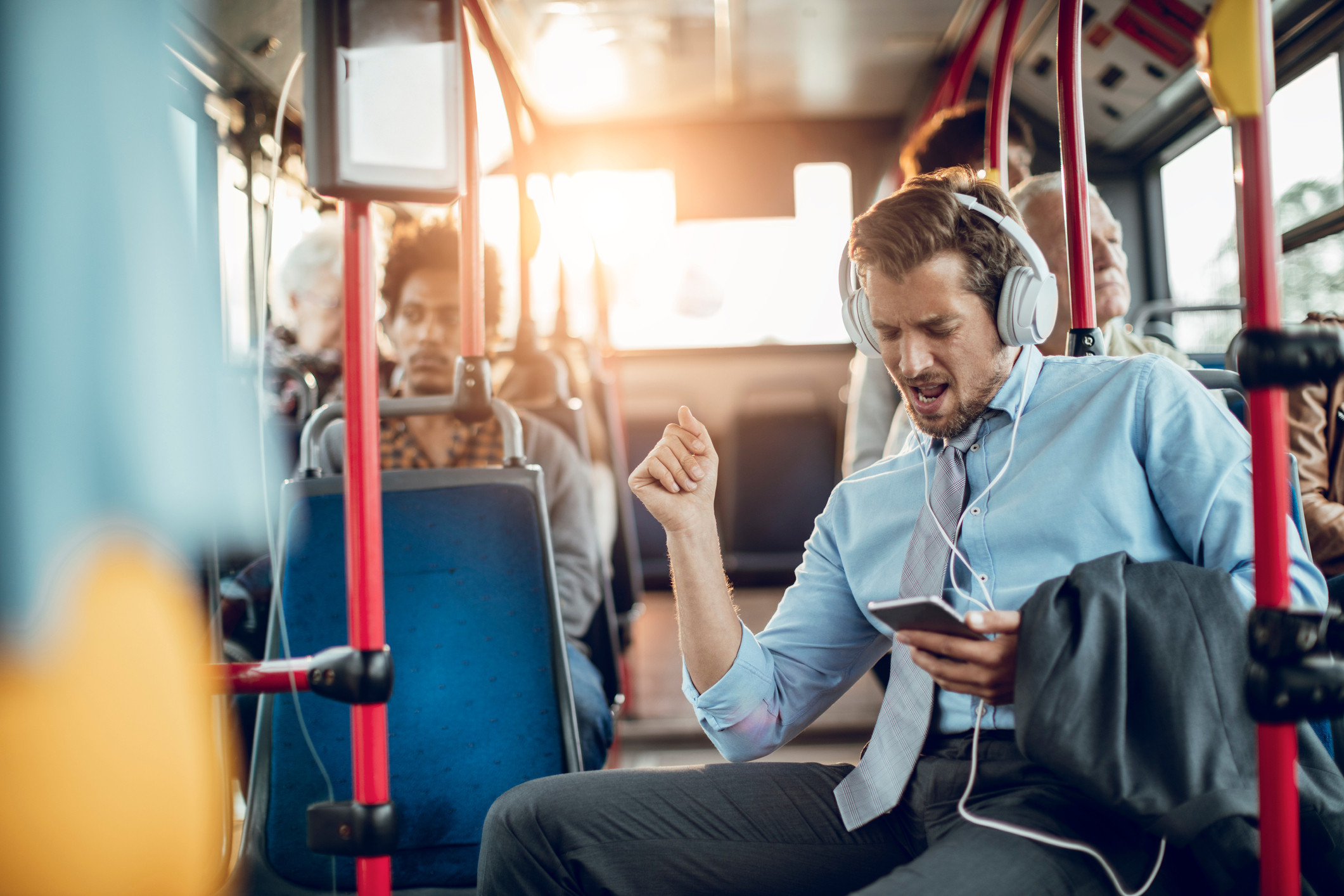 Would you like to know what nearby passenger is listening to on Spotify?